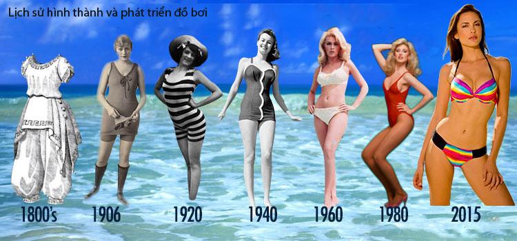 Bạn có biết bikini là sáng chế của kỹ sư Pháp? - 3