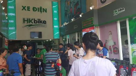 """HKbike Cap-A 2 """"cháy"""" hàng trước mùa tựu trường - 2"""