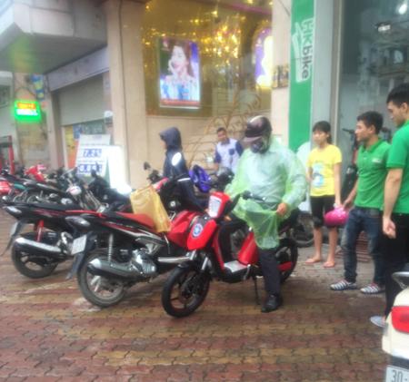 """HKbike Cap-A 2 """"cháy"""" hàng trước mùa tựu trường - 3"""