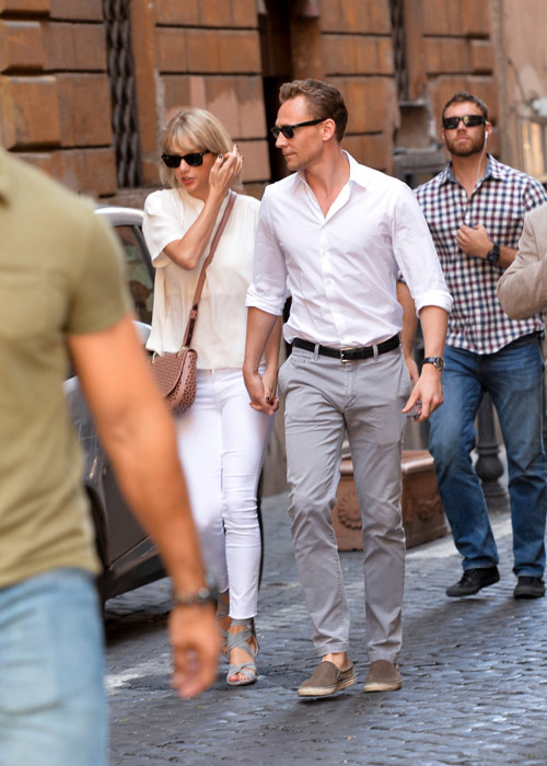 Tom Hiddleston mất vai 007 vì yêu Taylor Swift? - 1