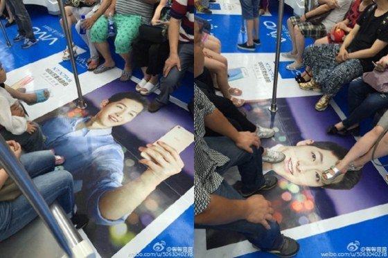 Fan phẫn nộ vì ảnh Song Joong Ki bị dẫm chân lên mặt - 1