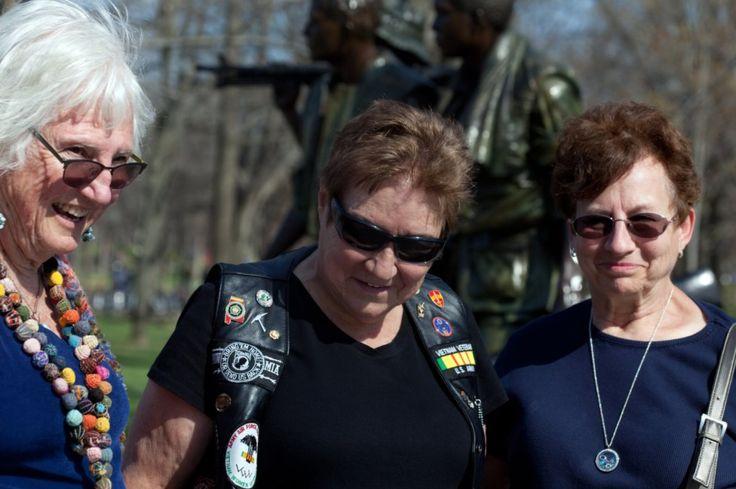 Chuyện chưa từng kể về nữ cựu binh Mỹ tham chiến tại VN - 1