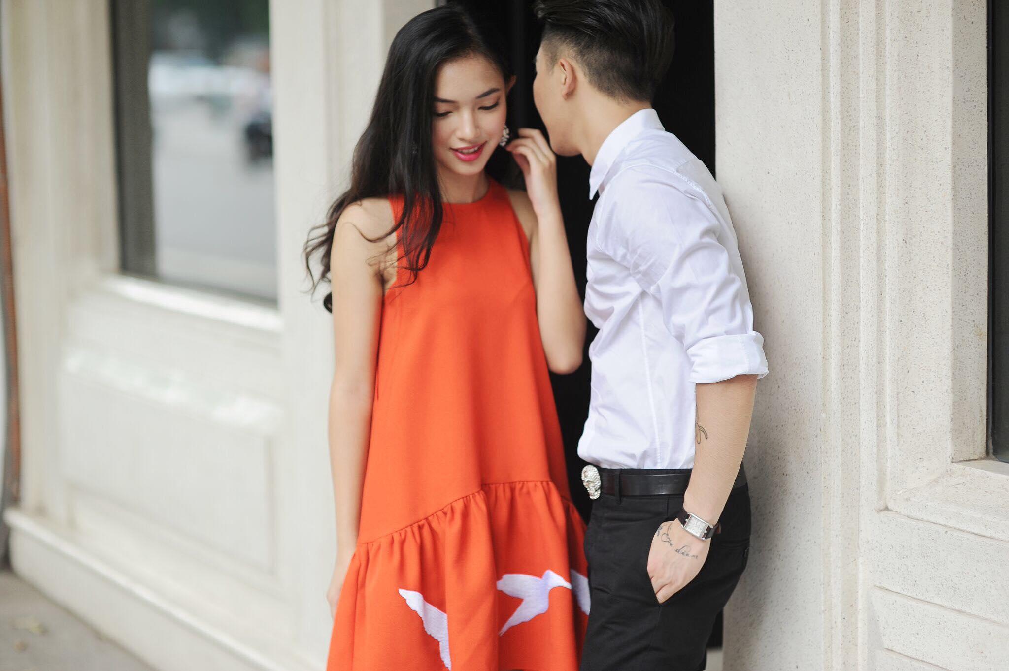 Hot girl cá tính Châu Bùi bất ngờ dịu dàng xuống phố - 10