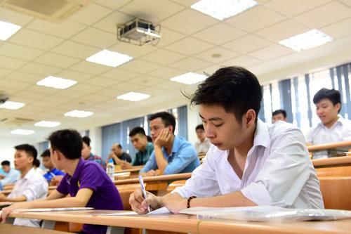 Hà Nội: Đã bắt đầu chấm bài thi THPT Quốc gia - 1
