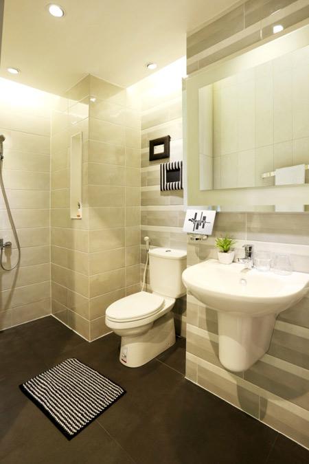 Những thiết kế phù hợp với mọi phong cách và kích thước phòng tắm - 1