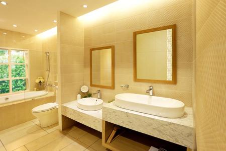 Những thiết kế phù hợp với mọi phong cách và kích thước phòng tắm - 2