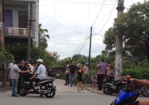 Vụ nổ súng ở Hà Nam: Giám đốc Công an tỉnh lên tiếng - 1
