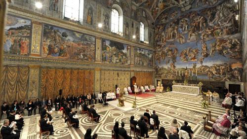 10 điều thú vị chỉ có ở Vatican - 2