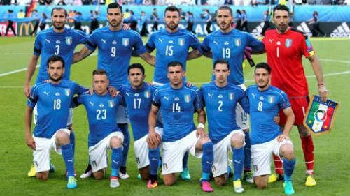 Rời Euro, giá trị đội hình Italia tăng chóng mặt - 1