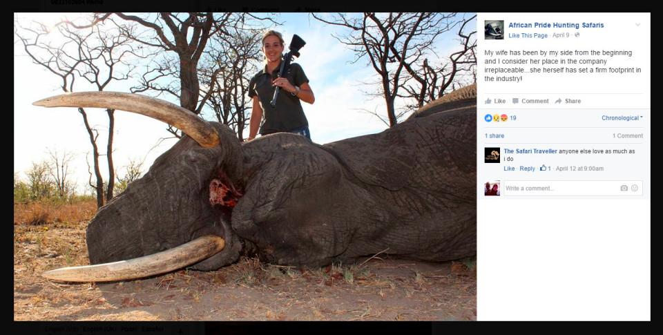 Bà mẹ Nam Phi giết động vật hoang dã để kiếm sống - 2