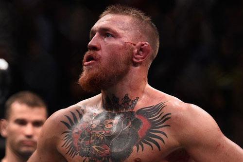 """""""Gã điên UFC"""" sẵn sàng dùng boxing """"xử"""" Mayweather - 1"""