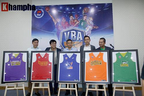 Ngày lịch sử bóng rổ VN: Ra đời giải chuyên nghiệp - 1