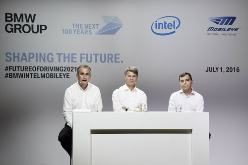 Xe tự lái: Trận chiến mới của làng sản xuất chip - 1