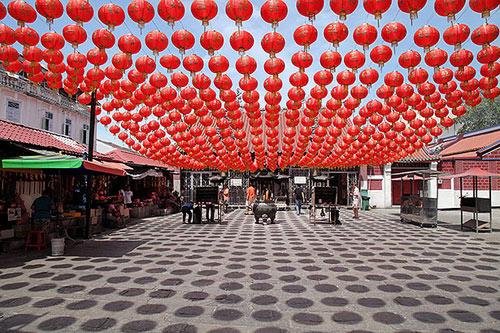 Penang, xứ sở diệu kỳ của nghệ thuật đường phố - 10