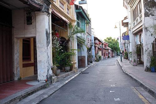 Penang, xứ sở diệu kỳ của nghệ thuật đường phố - 9