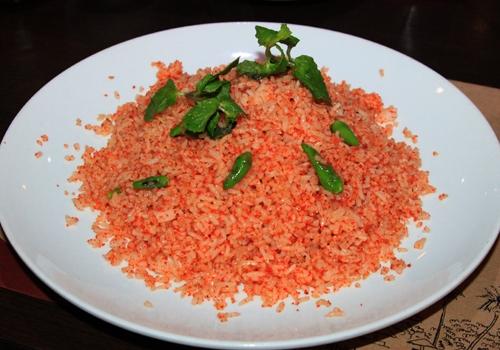 Đậm đà cơm chiên muối ớt Nha Trang - 1