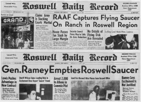 """Các giả thuyết """"điên rồ"""" nhất về UFO - 3"""