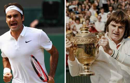 Federer lại ghi danh vào lịch sử Wimbledon - 6