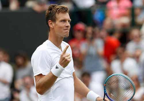 Wimbledon ngày 10: Berdych thắng nhàn, Raonic hẹn Federer ở bán kết - 2