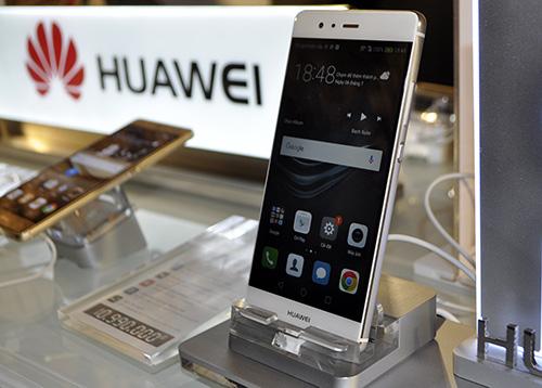 dien thoai Huawei P9 - 2