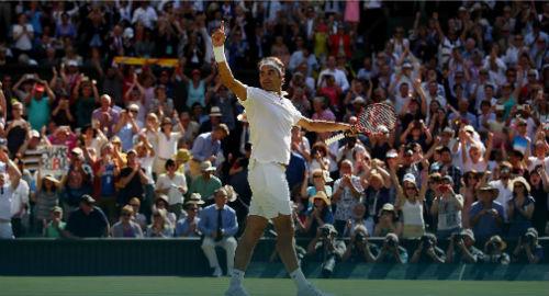 Wimbledon ngày 10: Berdych thắng nhàn, Raonic hẹn Federer ở bán kết - 3