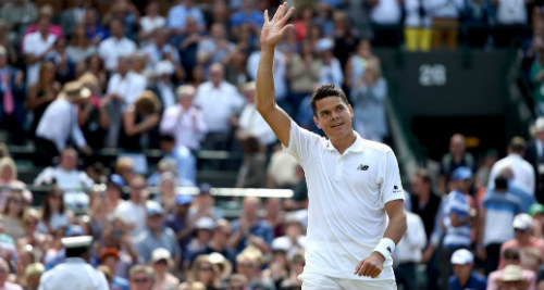 Wimbledon ngày 10: Berdych thắng nhàn, Raonic hẹn Federer ở bán kết - 7
