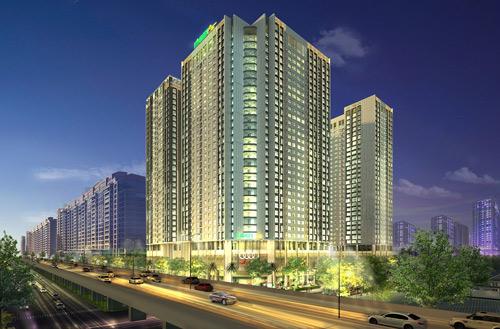6 điểm ấn tượng và khác biệt của Eco – Green City - 1