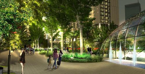 6 điểm ấn tượng và khác biệt của Eco – Green City - 2