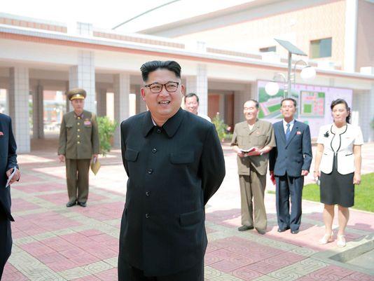 Kim Jong-un lần đầu bị Mỹ đưa vào danh sách trừng phạt - 1