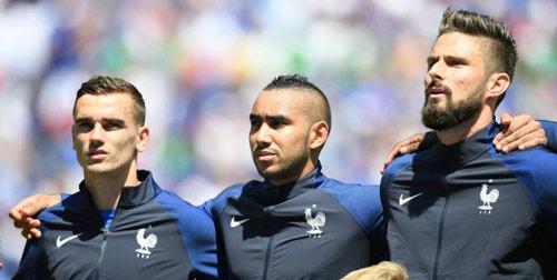 Pháp gặp Đức: Chủ nhà sẽ tấn công, báo chí đòi bỏ hiệp phụ - 1