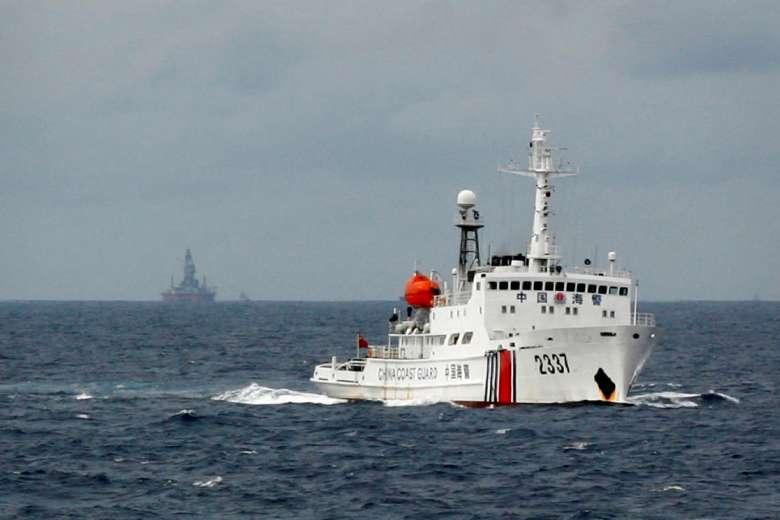 """TQ đề nghị Mỹ """"không can thiệp"""" trên Biển Đông - 1"""