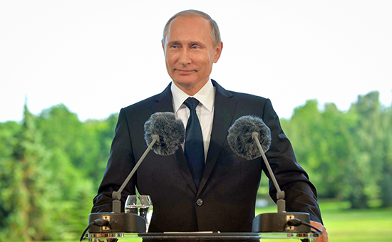 """Ông Putin đột ngột """"biến mất"""" không lời giải thích? - 1"""