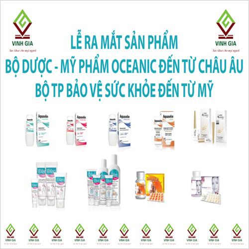 Huyền My - Phan Anh rạng rỡ trong buổi ra mắt bộ dược mỹ phẩm OCEANIC - 2
