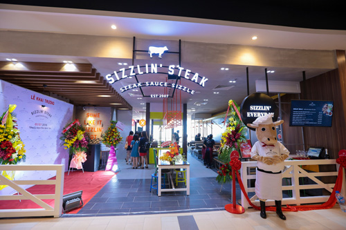Tự sáng tạo thực đơn cho riêng mình tại Sizzlin' Steak - 1