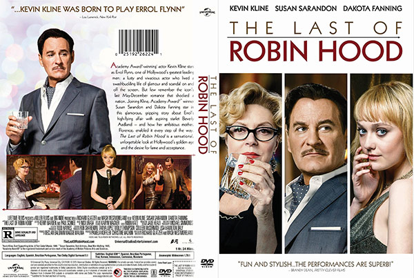 Trailer phim: The Last of Robin Hood - 1