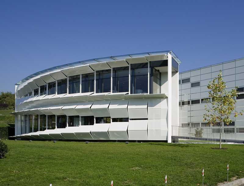 Áo: Tòa nhà thay đổi mặt tiền cả chục lần mỗi ngày - 6