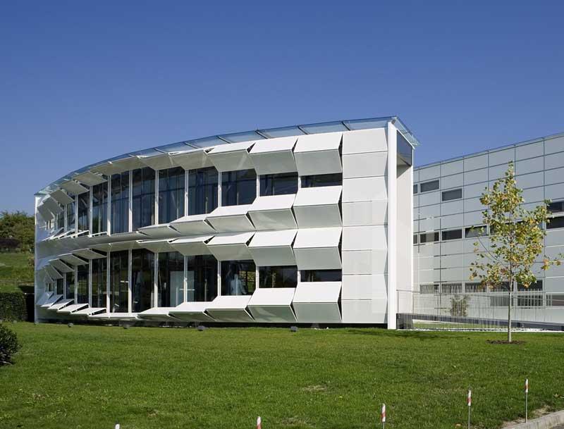 Áo: Tòa nhà thay đổi mặt tiền cả chục lần mỗi ngày - 5