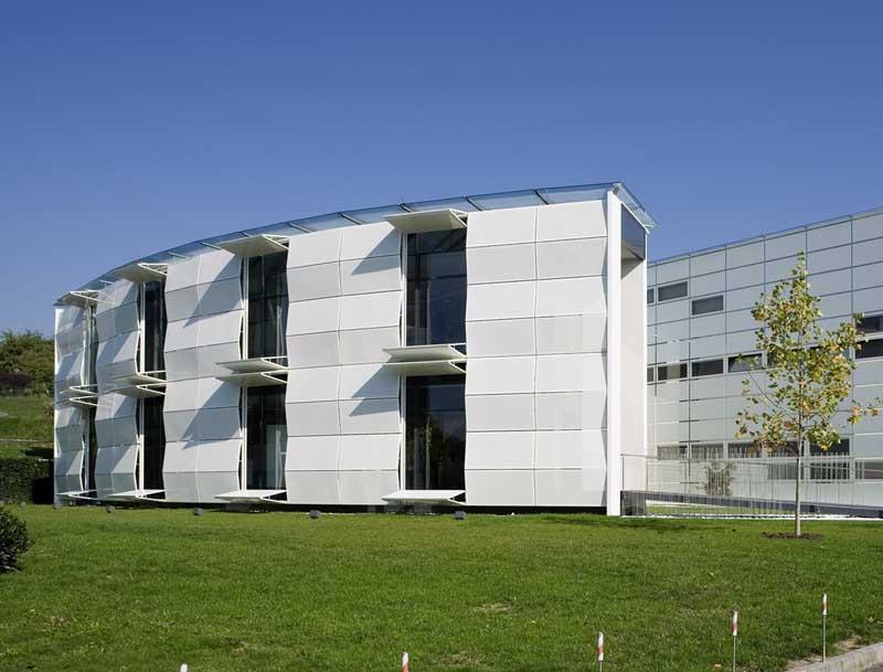 Áo: Tòa nhà thay đổi mặt tiền cả chục lần mỗi ngày - 8