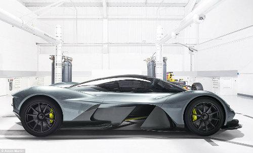 Aston Martin AM-RB 001 hơn 80 tỷ đồng có gì đặc biệt? - 1