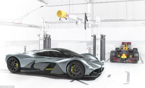 Aston Martin AM-RB 001 hơn 80 tỷ đồng có gì đặc biệt? - 2