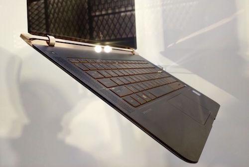 HP giới thiệu laptop mỏng nhất thế giới, giá 43 triệu đồng - 7