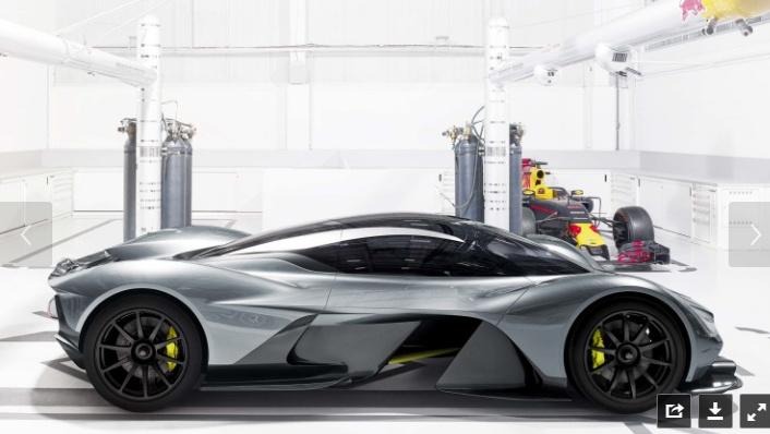 Aston Martin sắp tung siêu xe đình đám - 3
