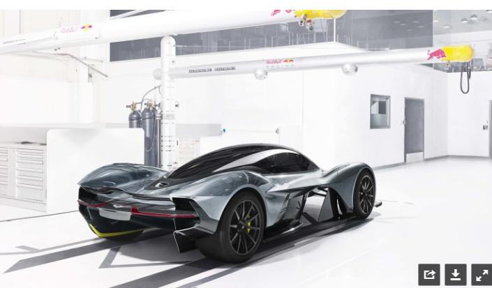 Aston Martin sắp tung siêu xe đình đám - 2