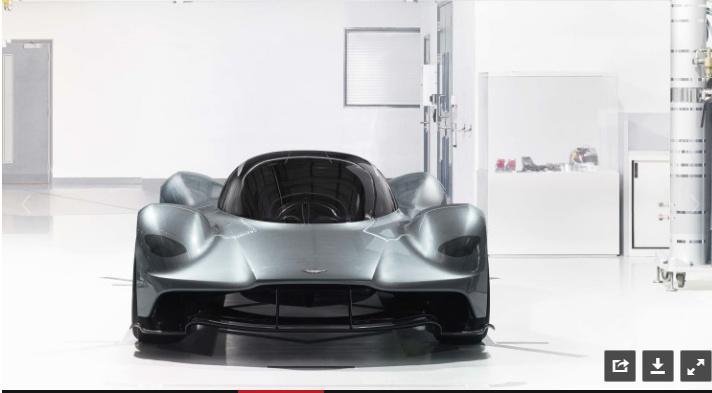 Aston Martin sắp tung siêu xe đình đám - 4