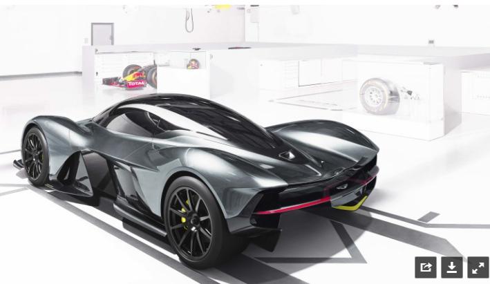 Aston Martin sắp tung siêu xe đình đám - 6