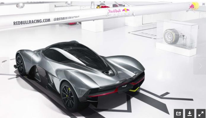 Aston Martin sắp tung siêu xe đình đám - 8