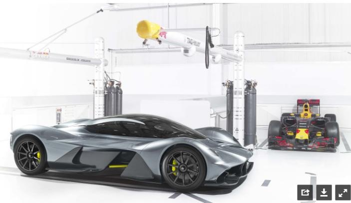 Aston Martin sắp tung siêu xe đình đám - 7