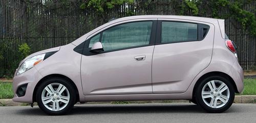 3 mẫu ô tô giá rẻ, tiết kiệm xăng nhất thị trường Việt Nam - 1