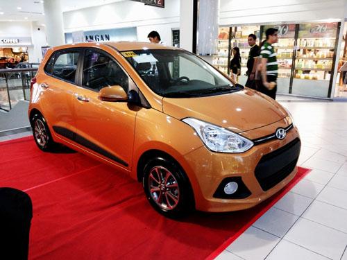 3 mẫu ô tô giá rẻ, tiết kiệm xăng nhất thị trường Việt Nam - 2