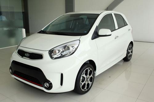 3 mẫu ô tô giá rẻ, tiết kiệm xăng nhất thị trường Việt Nam - 3